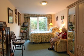 The Coach House Nursing Home, Ripon, North Yorkshire - Bedrooms